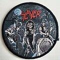 Slayer - Patch - Slayer 1986 Live Undead patch