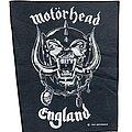Motörhead - Patch - Motörhead 1991 Official Snaggletooth Backpatch