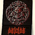 Deicide - Patch - Deicide 1990 Deicide patch