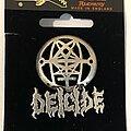 Deicide - Pin / Badge - Deicide 1992 Deicide Pin