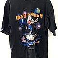 Iron Maiden - TShirt or Longsleeve - Iron Maiden 1998 Virtual World Tour Shirt L