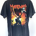 Manowar - TShirt or Longsleeve - Manowar 1992 Triumph of Steel Tour Shirt