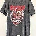 Kreator - TShirt or Longsleeve - Kreator 1990 Storm Over Europe Tour Shirt