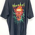 Morgoth - TShirt or Longsleeve - Morgoth 1990 Gore And Agony All Over Europe Tour shirt