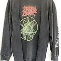Morbid Angel - TShirt or Longsleeve - Morbid Angel European Sickness Part II Tour Longsleeve Shirt