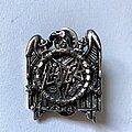Slayer - Pin / Badge - Slayer 1980s Eagle pin