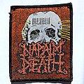 Napalm Death - Patch - Napalm Death 1990s patch