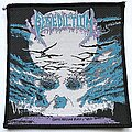 Benediction - Patch - Benediction 1992 Dark Is The Season Patch