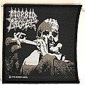 Morbid Angel - Patch - Morbid Angel 1990 Leading The Rats Patch