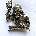 Megadeth - Pin / Badge - Megadeth Vic Pin 80s