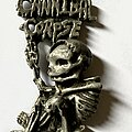 Cannibal Corpse - Other Collectable - Cannibal Corpse 1992 Butchered At Birth pendant