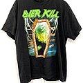 Overkill - TShirt or Longsleeve - Overkill 1990s Fuck You!!! shirt