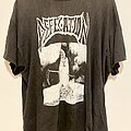 Defacation - TShirt or Longsleeve - Defacation 1989 Purity Dilution Era shirt