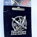 Pestilence - Pin / Badge - Pestilence 1991 pin
