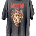 Deicide - TShirt or Longsleeve - Deicide 1995 Behind The Light Shirt
