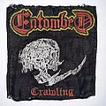 Entombed - Patch - Entombed 1991 Crawling patch