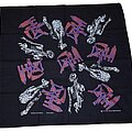 Death - Other Collectable - Death 1993 Human Bandana