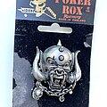 Motörhead - Pin / Badge - Motörhead 1991 Snaggletooth pin