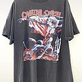 Cannibal Corpse - TShirt or Longsleeve - Cannibal Corpse 90s Tomb Of The Mutilated Shirt