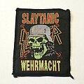 Slayer - Patch - Slayer 1990 Slaytanic Wehrmacht patch