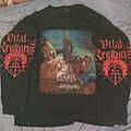 Vital Remains - TShirt or Longsleeve - Vital Remains icons of evil long sleeve