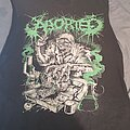 Aborted - TShirt or Longsleeve - Aborted termination redux tour t shirt