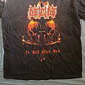 Deicide - TShirt or Longsleeve - Deicide to hell with god tour t shirt 2011 official