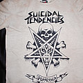 SUICIDAL TENDENCIES - Possessed to Skate - Official Shirt 2014 - Size L