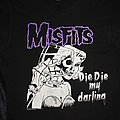 MISFITS - DIE DIE MY DARLING - Official Shirt from 2001 - Size M