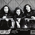 INCUBUS - Other Collectable - INCUBUS - Original Promo Card from 1991 - Size 5'' x 7''