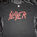 SLAYER - Classic Logo TShirt - Official Release by EMP Merchandising from 2018 - Size L