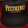 PESTILENCE - 1992 Official Snapback Baseball Cap © Blue Grape Merchandising Other Collectable
