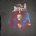 DEATH - Scream Bloody Gore - 1987 Official Shirt in Size L