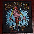 GUNS N' ROSES - Bitch - Original Patch from 1993
