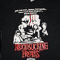Horror Shirt - TShirt or Longsleeve - TROMA Horror-Shirt - BLOOD SUCKING FREAKS - Official licensed Troma Release from...