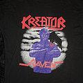 Kreator - TShirt or Longsleeve - Kreator/Raven 1989 Tour shirt