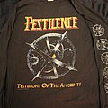 Pestilence - TShirt or Longsleeve - PESTILENCE - Testimony of the Ancients - Extravaganza of Europe - Official Tour...
