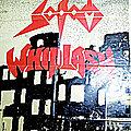 SODOM / WHIPLASH - Sodomania Tour '88 - Original Tour-Poster (1988)