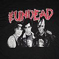 THE UNDEAD - Official Tour Shirt 2002 - Size L