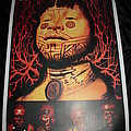 SEPULTURA - Roots - Blue Grape Original Poster from Official Merch from 1996 - Size A1