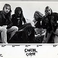 Cannibal Corpse - Other Collectable - CANNIBAL CORPSE - Original Promo Sed-Card from 1992 - Size 5'' x 7''