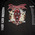 DISMEMBER - Dismembering North America Original Tour Longsleeve from 1993 - Size XL TShirt or Longsleeve