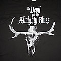 THE DEVIL AND THE ALMIGHTY BLUES - Official Logo Shirt - 2003 - Size L