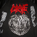Grave - TShirt or Longsleeve - GRAVE - ...And Here I Die...Satisfied - Official Tourshirt Longsleeve from 1993...