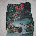 Risk - TShirt or Longsleeve - RISK - The Daily Horror News Tour 1988 - Original Tour-Shirt in Size L