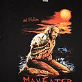 HORROR SHIRT - Maneater Antropophagus - Official Shirt from 2011 in Size XL