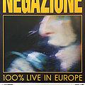Negazione - Other Collectable - NEGAZIONE - Original Tour-Poster from 1990 - Size A2