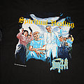 Death - TShirt or Longsleeve - DEATH - Spiritual Healing - Official T-Shirt from 1990 in Size XL