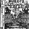 Violent Force - Tape / Vinyl / CD / Recording etc - VIOLENT FORCE - Dead City Demo '85 - Original Demotape (1985)