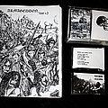 Desaster - Tape / Vinyl / CD / Recording etc - Armageddon 'Zine - Issue #2 - Original German Black Metal Fanzine from 1997